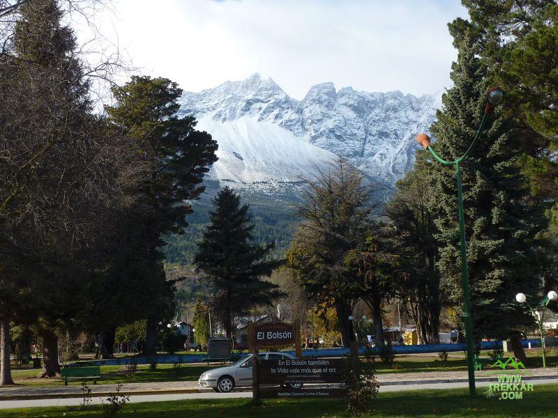 El Bolsón village