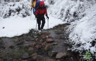 Mendoza – Intento al Cerro Santa Elena