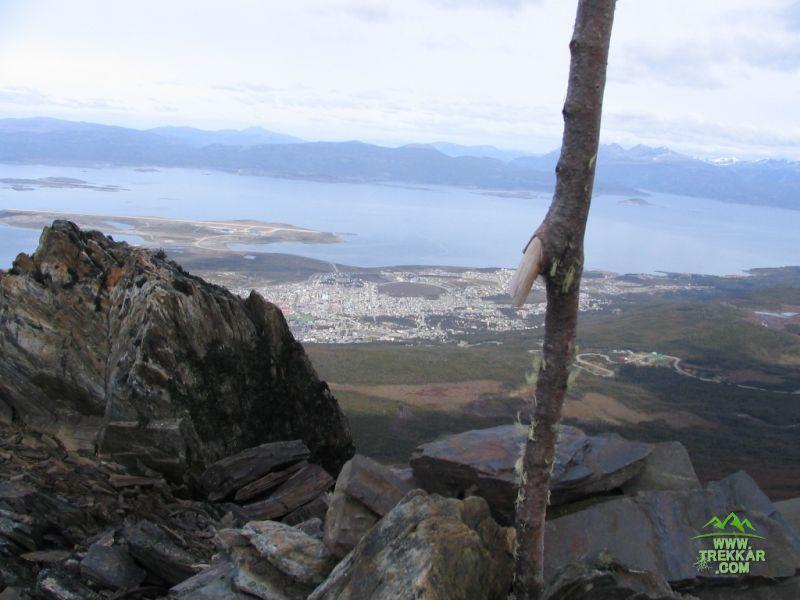 la ciudad de Ushuaia