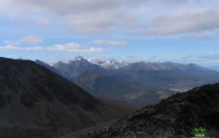 Ushuaia – Trekk to Cerro del Medio (del Medio hill)