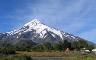 Sur de Neuquén y ascenso Volcán Lanin