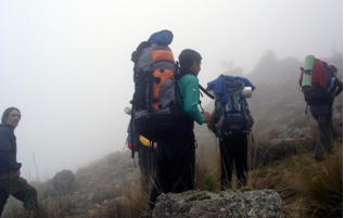 Cumbrecita – Experiencias de la primer salida a la montaña