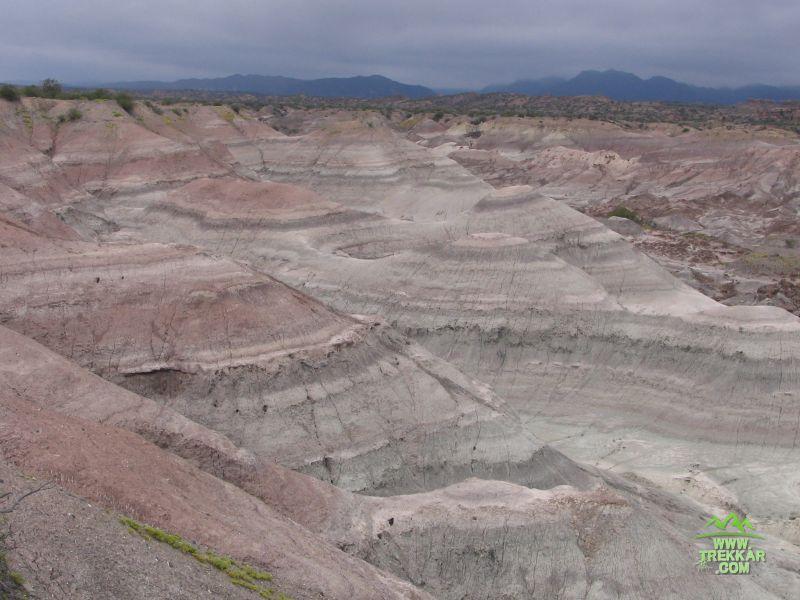 Valle De La Luna, Parque Nacional Ischigualasto