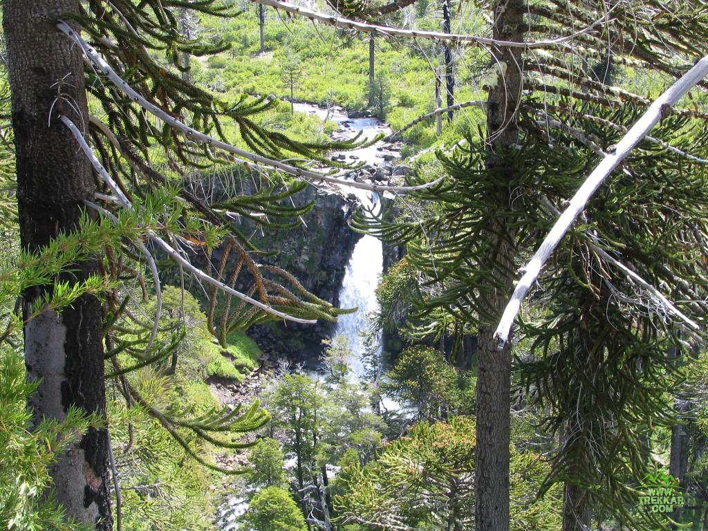 La cascada Coloco