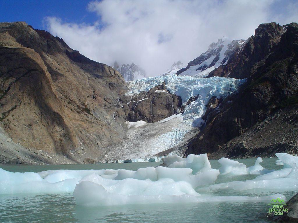 glacier Piedras Blancas