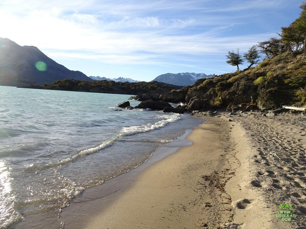playa Quetro - Pla Belgrano