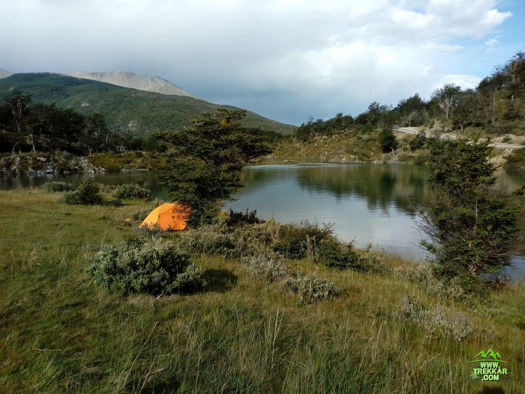 Camp. Laguna Verde